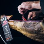 Carving Acorn-Fed 100% Iberico Pork Ham | COVAP
