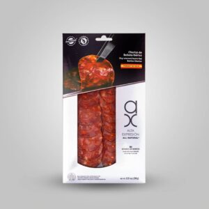 Sliced Chorizo Iberico in Package