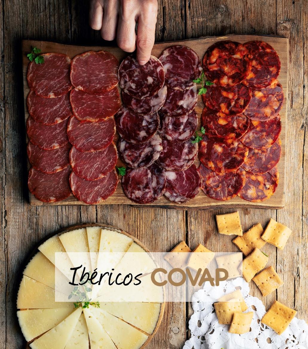 Charcuterie Tasting Board | COVAP