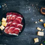 Sliced Iberico Ham